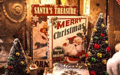 5 kuriose Weihnachtsdeko-Ideen