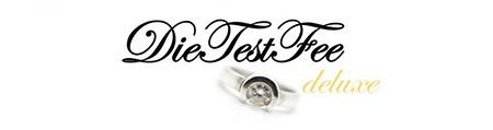Logo Die Testfee Deluxe