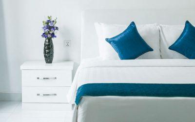 Wohn-Tipp: Wirkung der Farben im Schlafzimmer