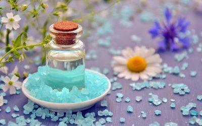 Ätherische Öle für ruhigere Nächte