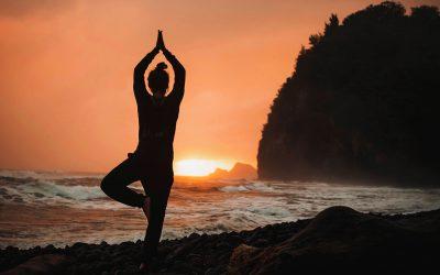 7 Yoga-Übungen, die dir zum besseren Schlaf verhelfen