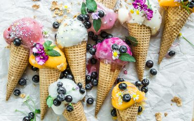 Kühles Abenteuer: 5 außergewöhnliche Eissorten zum Staunen