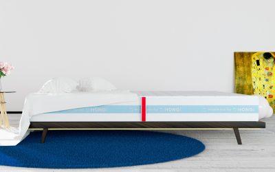 Das HONGi Wunder: Veränderbare Matratze mit Schichttausch