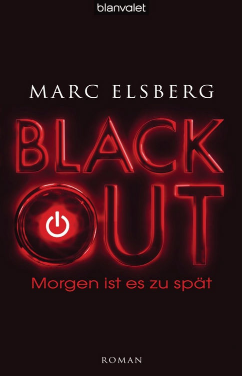 Blackout Buch Cover