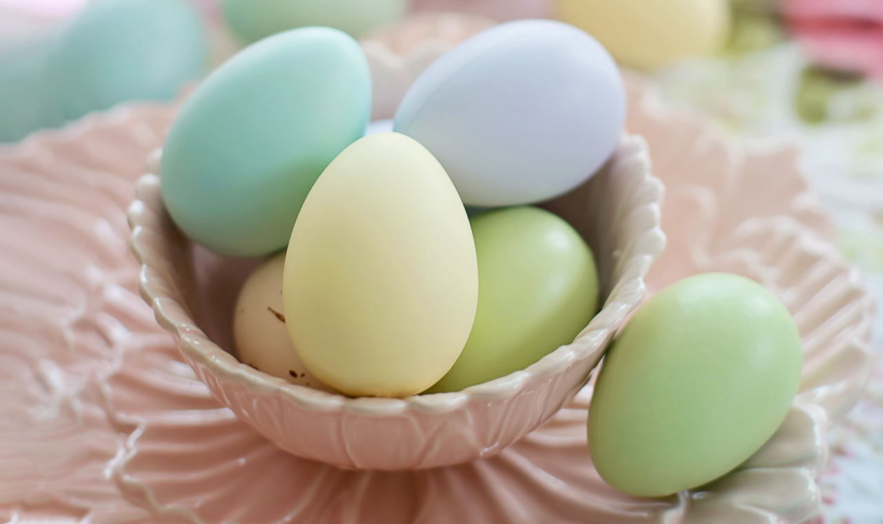 HONGi daheim: Die 20 besten Ostereier-Verstecke bei dir zu Hause