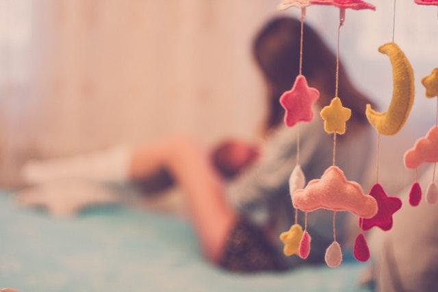 Baby Kind Schlaf