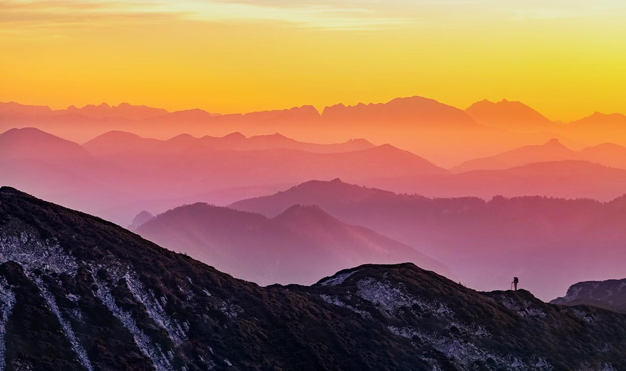 Auf einen Sprung in Österreich: Schönste Plätze für Wanderer, Wasserliebhaber und Stadtbummler