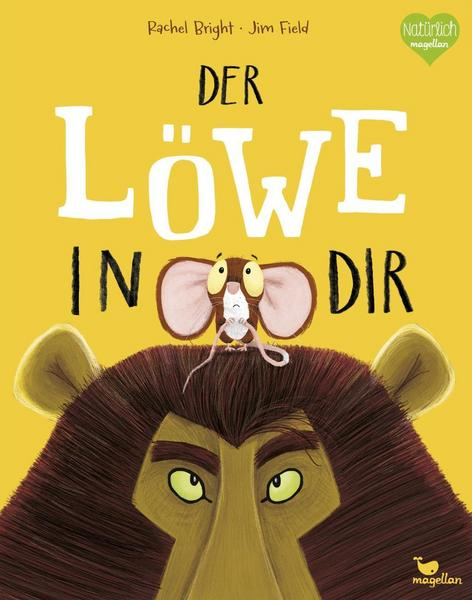 KInderbuch - Cover - Der Löwe in dir