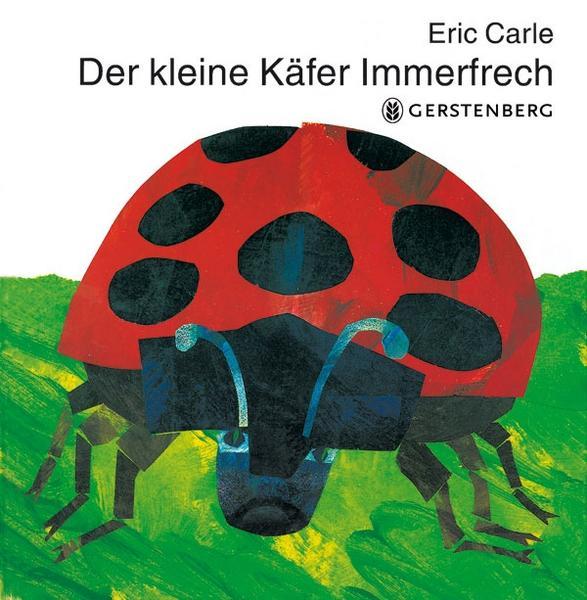 KInderbuch - Cover - Der kleine Käfer Immerfrech