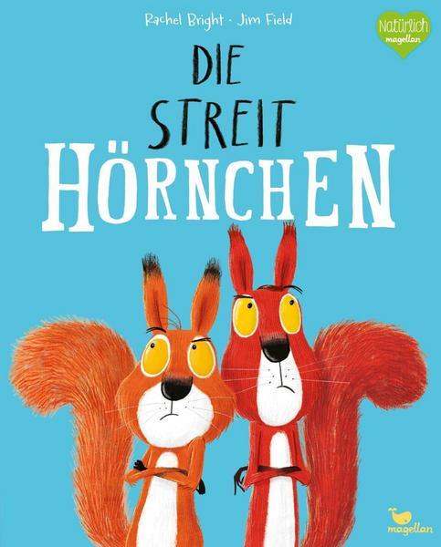 Kinderbuch - Cover - Die Streithörnchen