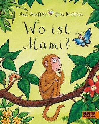 Kinderbuch - Cover - Wo ist Mami