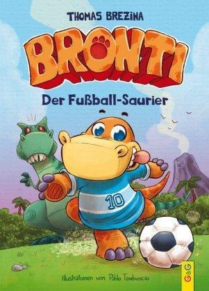 Cover - Bronti der Fußball-Saurier