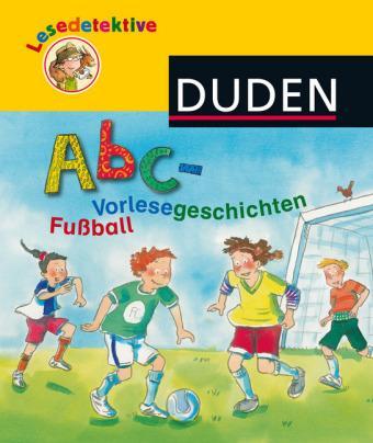 Cover - Lesedetektive Vorlesegeschichten Fußball