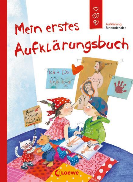 Cover - Mein erstes Aufklärungsbuch