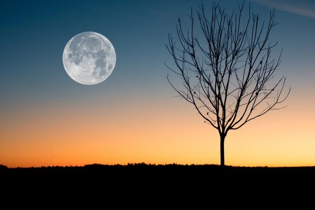 Mond Mondfest Vollmond