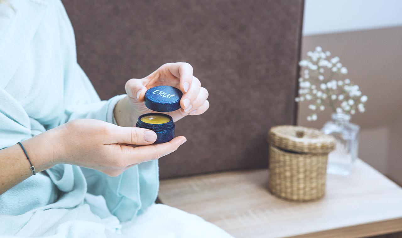Faultierpflege deluxe! Unsere Kooperation mit ERUi Cosmetics