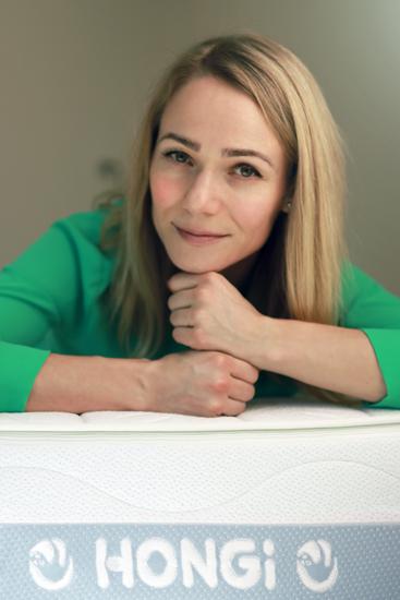 Geschäftsführerin Frau Olga Belova